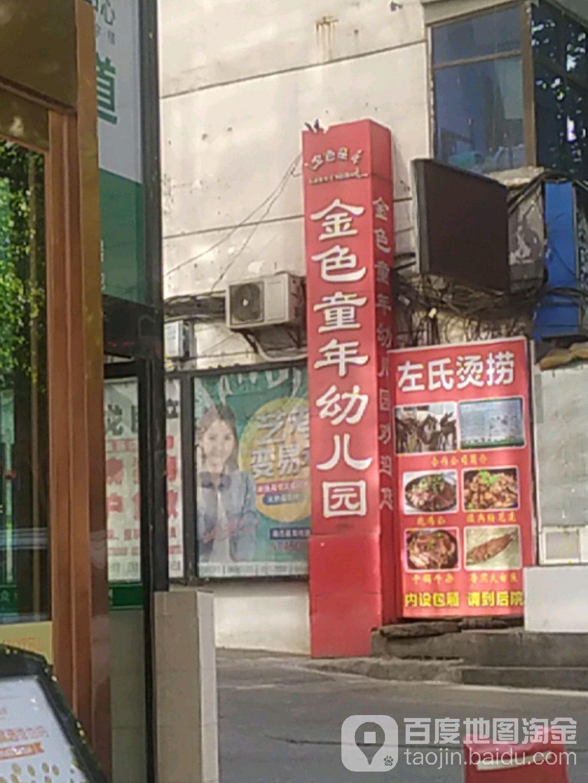 金色童年幼儿园(绿洲5A商务中心南)